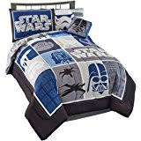amazon com star wars space battle comforter and sheets 5pc