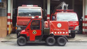 Thailand's Fire Trucks Cost Big Bucks | AUTOMOLOGY: Automotive + ...