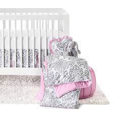 sweet jojo designs crib bedding set elizabeth 11pc target