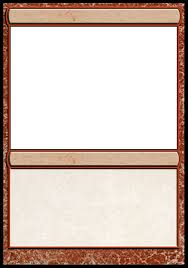 Best Photos Of Template Magic Card Game