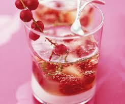 dessert aux fruits rapide dessert rapide fruits rouges pétillants