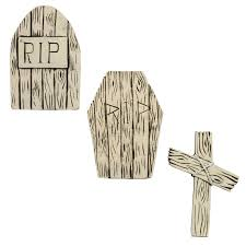 Halloween Graveyard Fence Prop by Halloween Haunters Non Animated Props