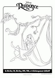 Disney Rapunzel Coloring Pages At GetColoringscom Free Printable