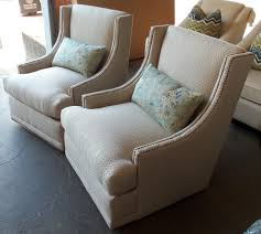 Clayton Marcus Sofa Bed by Barnett Furniture Robin Bruce Lindsayswivel Chair