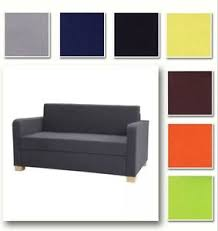 customize sofa cover fits ikea 2 seater solsta sofa bed replace