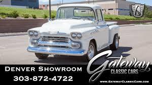 100 Apache Truck For Sale 1958 Chevrolet Stepside AutaBuycom
