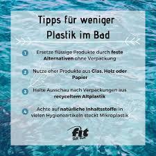 nachhaltig plastikfrei die besten produkte fürs badezimmer