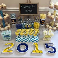 Graduation Table Decorations To Make by Graduation Candy Bar Party Ideas Pinterest Candy Bar