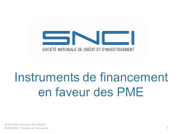 chambre des metiers et du commerce instruments de financement en faveur des pme 31 03 2015 chambre
