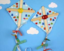 Easy Origami Kites Step 2 Craft