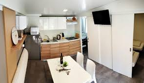 new adria mobile home cing baska voda
