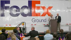 100 Fedex Freight Trucking Boards New Signs Should Keep Truckers From Taking Wrong Roads To FedEx