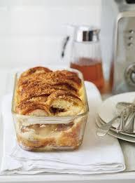cuisine ricardo com chocolate croissant and apple bread pudding ricardo