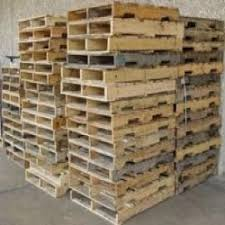 Warehouse Wooden Pallets At Rs 600 Pieces