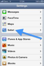 Clear Cache History and Browse Privately on Safari on iPhone