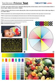 Coloring Classy Design Ideas Hp Printer Test Page Color 20 Print