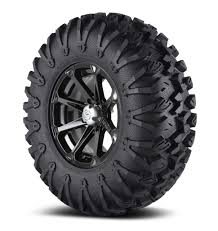 100 33 Inch Truck Tires MSA 18x7 M12 Diesel Wheel And EFX Moto Claw Tire Dark Tint Kit