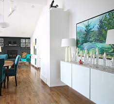 Teal Living Room Set by Capitalizing On The Lake View In The Living Room Dans Le Lakehouse