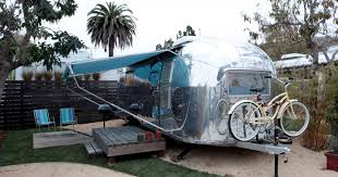 100 Classic Airstream Trailers For Sale Trailers Get Innovative Second Lives