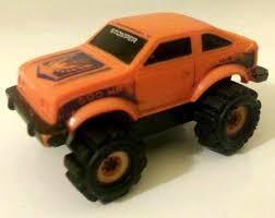 100 Stomper Toy Trucks Vintage 1986 Schaper Eagle 4X4 Mcdonalds Car Premium