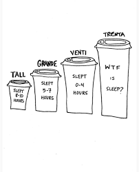 Coffee Sleep And Starbucks Image