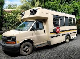 100 Micro Truck Bus Chevrolet Gerardin G5 Costa Rica 2009 Bus