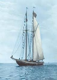 The Famous Bluenose Restored Events
