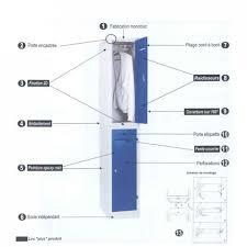 vestiaires code du travail armoire à casiers comparez les prix pour professionnels sur
