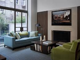 blue living room ideas peenmedia