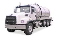 Vac Tanks - Septic Truck