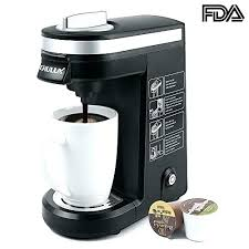 Proctor Silex Single Serve Coffee Maker Beach With Grinder Built In Problems
