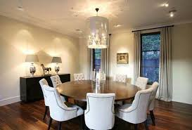 10 Person Round Dining Room Table Decor Ideas And