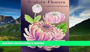 FAVORIT BOOK Realistic Flowers