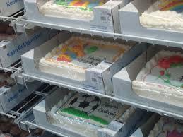 Costco birthday cakes cost
