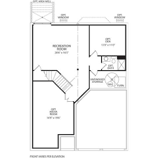 Drees Homes Floor Plans by Manchester Ii At Clover Ridge Frederick Md