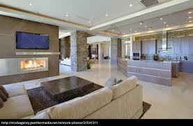 stockfoto 21541311 wohnzimmer mit offener küche