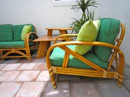 13 Inspiring Bamboo Patio Furniture Foto Inspiration Qatada