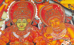 Famous Kerala Mural Artists by Kerala Mural Paintings U2013 Are They Just