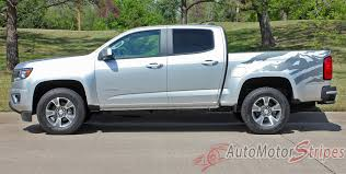 100 Truck Decals And Graphics 20152019 Chevy Colorado Antero Rear Bed Vinyl Graphic