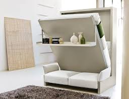 Transformable Murphy Bed Over Sofa Systems That Save Up Ample