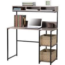 Furinno Computer Desk 11193 by Homestar Laptop Desk With Hutch Walmart Com