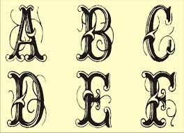 Beautiful Printable Letter Stencils K WWWPANTRYMAGICCOM