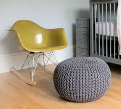 100 Rocking Chair With Pouf Eames And Grey For More Info Visit Www Flickr