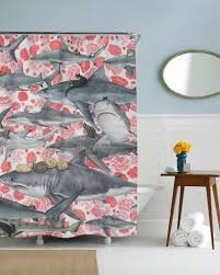 Ergonomic Shark Shower Curtain 144 Shark Shower Curtain Pottery ... Pottery Barn Pb Teen Shark Tooth Standard Pillowcases Set Of 2 Nursery Beddings Pottery Barn Baby Together With Babies R Us Promo Code Kids Bedding Twin Sheet Set Nwt Ocean Trash Can Bathroom Garbage Credit Card Kids Shark Corkboard Wall Haing Picture Theme Halloween Costumes Costume Dress In Cjunction