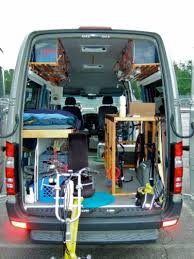 Sprinter Van Conversion Uk