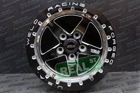 Weld Wheels RT S 15x1008 S71 Black BEADLOCK 94 98 Toyota Supra PAIR