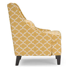 Baxton Studio Lotus Contemporary Fabric Armchair - Yellow ... Baxton Studio Dixie Contemporary Fabric Armchair Navy Blue Buy Purple Knit Wooden With Stool Online Furntastic Birlea Fniture Edinburgh 53338 Loft Upholstered In Wheatgrass D2d Lgdon Modern Greycharcoalblueyellow Sleep Rioja Dove Grey And Stencil From Sunpan Sky Ottoman Ftstool Brown Aptdeco Greycharcoal Kelso Next Day Delivery Sam Armchair Birdy Leather Paoefe