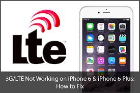 3G & LTE Not Working on iPhone 6 and 6 Plus How to Fix It