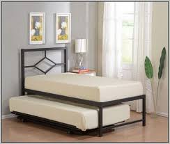 Twin Bed With Trundle Ikea by Twin Size Trundle Bed Max U0026 Lily Solid Wood Twinsize Bed With
