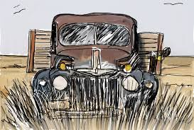 Digital Drawing Of An Old Truck :: | Sketching :: Drawing From ... Vector Drawings Of Old Trucks Shopatcloth Old School Truck By Djaxl On Deviantart Ford Truck Drawing At Getdrawingscom Free For Personal Use Drawn Chevy Pencil And In Color Lowrider How To Draw A Car Chevrolet Impala Pictures Clip Art Drawing Art Gallery Speed Drawing Of A Sketch Stock Vector Illustration Classic 11605 Dump Loaded With Sand Coloring Page Kids